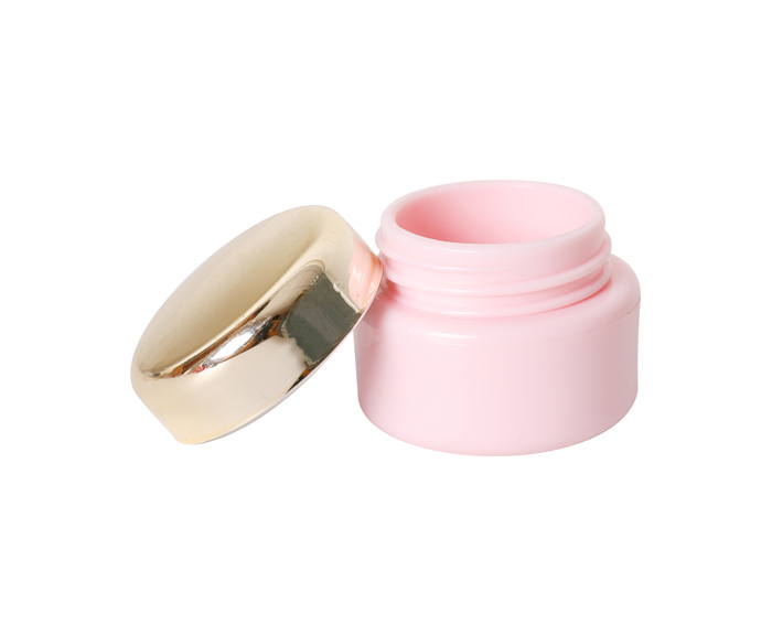 The bottle cap is is widely used in cream bottles and other cosmetic containers