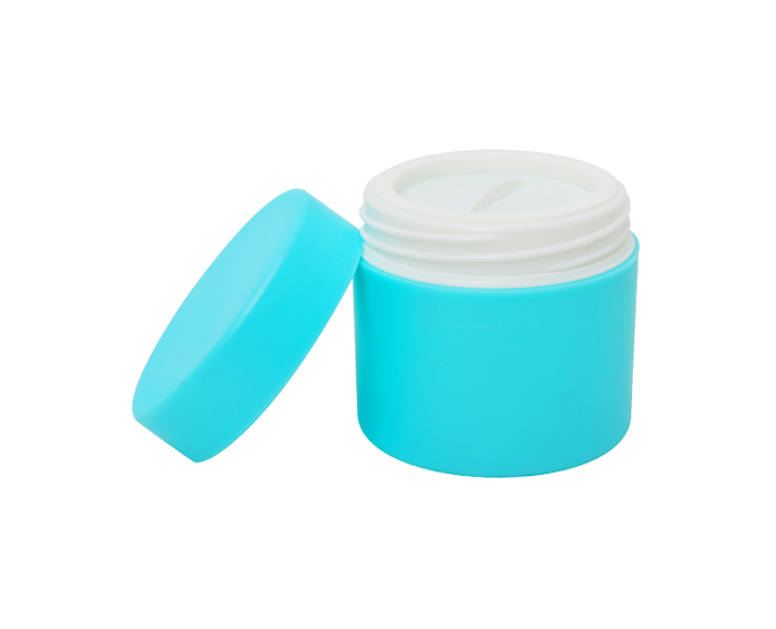 Several types of plastics commonly used in cosmetic packaging materials