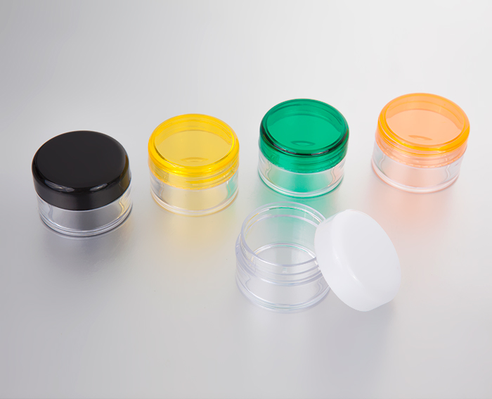 20g plastic round cream jar