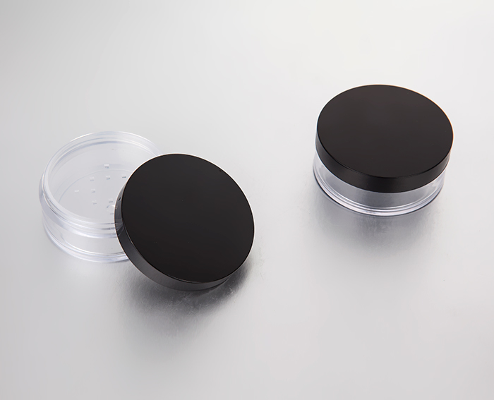 8g cosmetic plastic containers with lid
