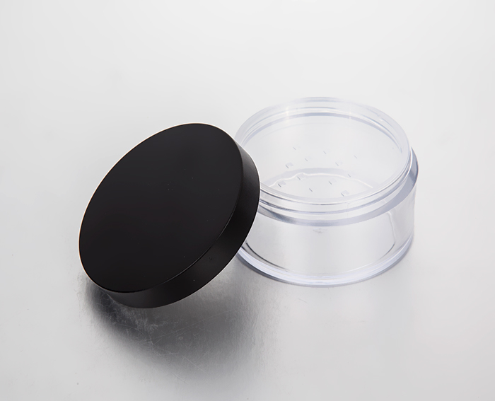 15g reusable plastic cosmetic jars
